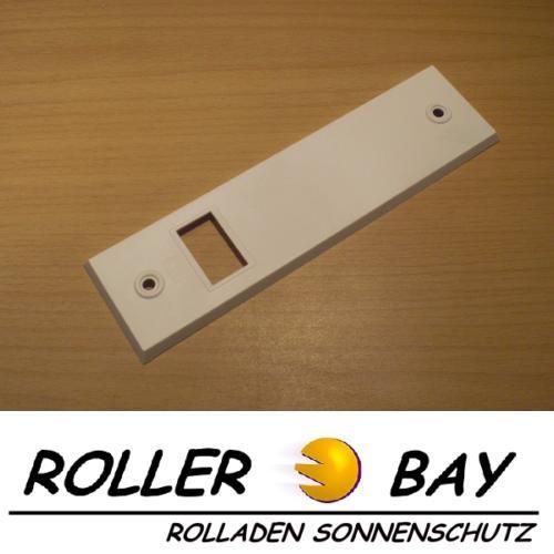 rolladen gurtwickler blende deckplatte alle gr en rollladen rolladenwickler ebay. Black Bedroom Furniture Sets. Home Design Ideas